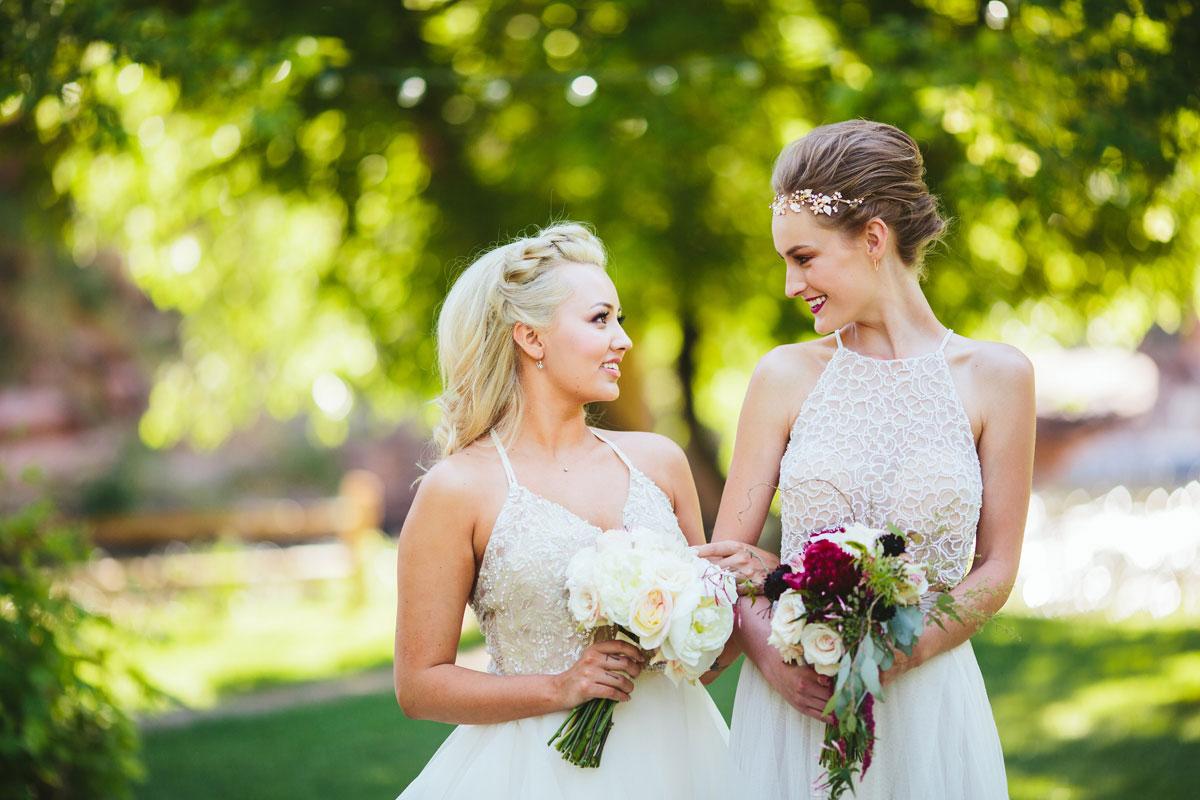 gay wedding dresses photo - 1