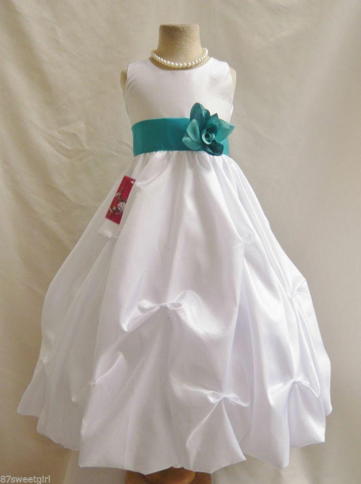 girl dresses wedding photo - 1
