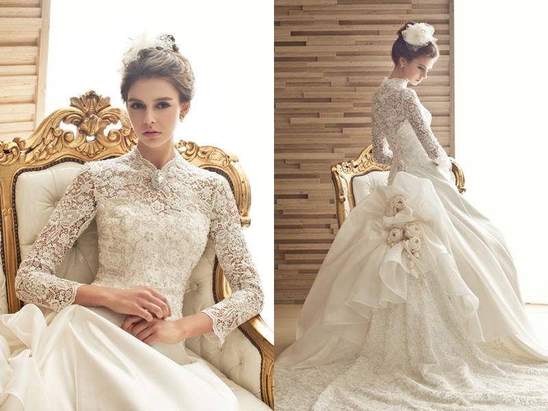 girl wedding dresses photo - 1