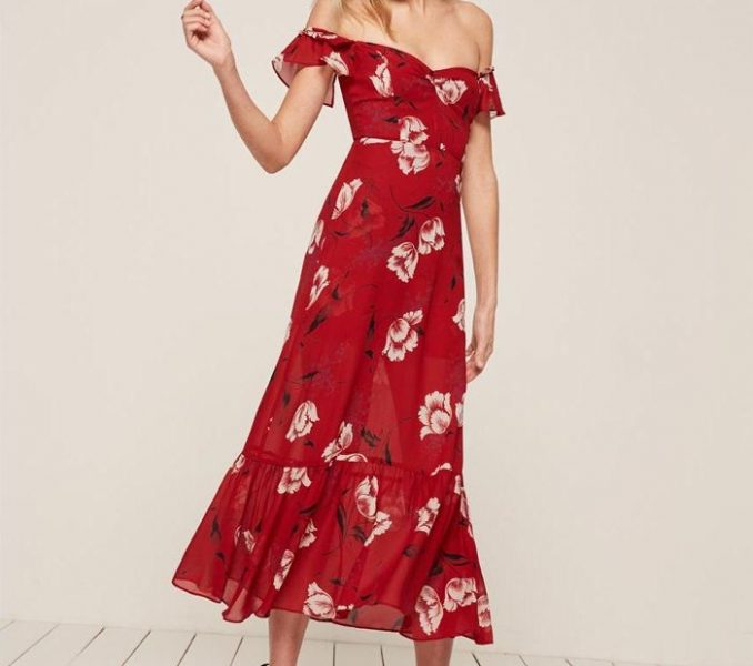 good dresses to wear to a wedding photo - 1