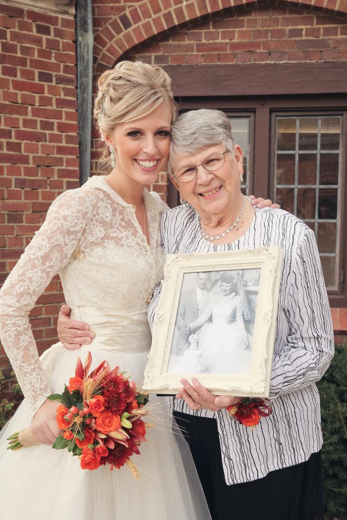 grandmother dresses for grandsons wedding photo - 1