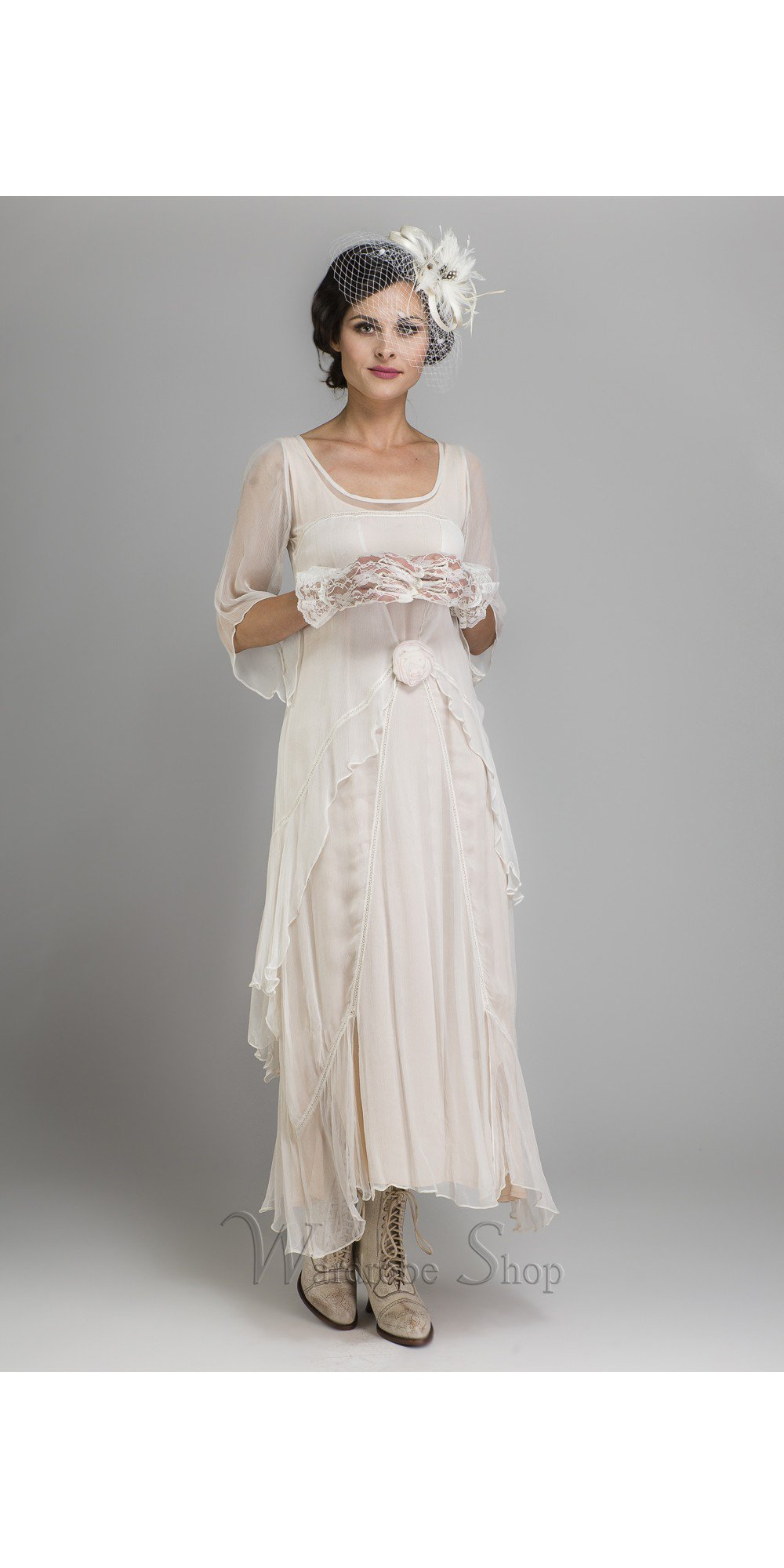 great gatsby wedding dresses photo - 1