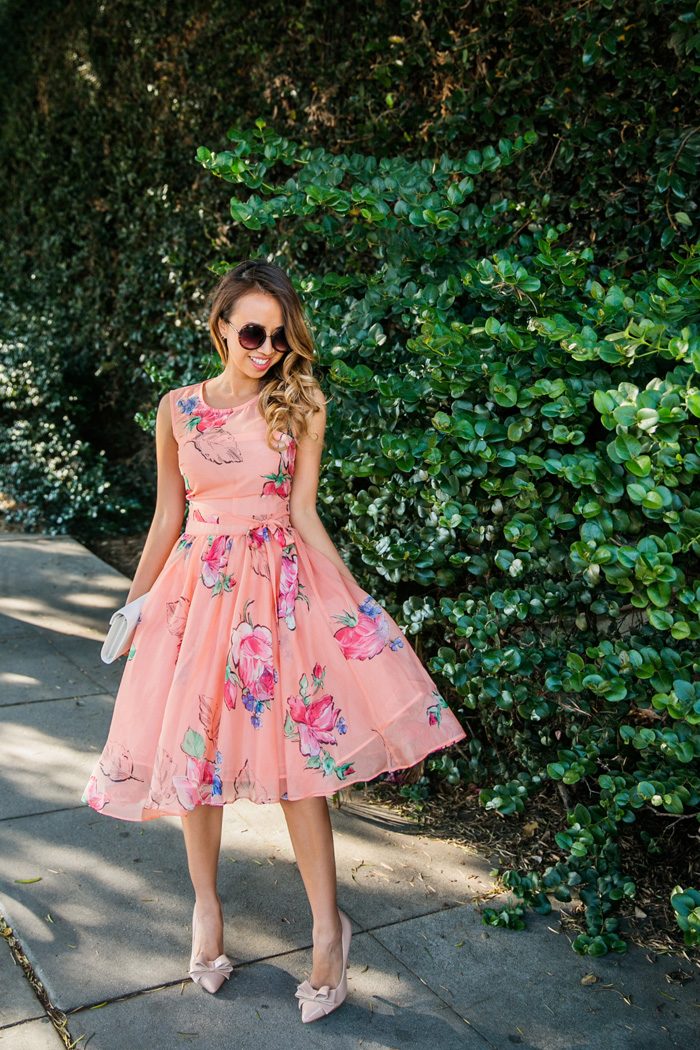 guest dresses for a wedding photo - 1