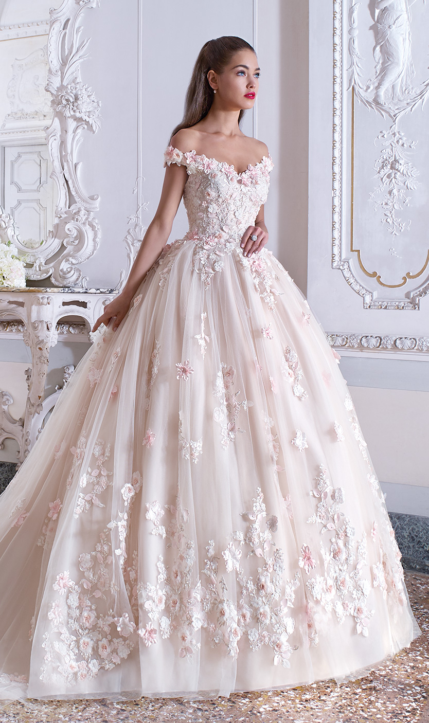 haute couture wedding dresses photo - 1