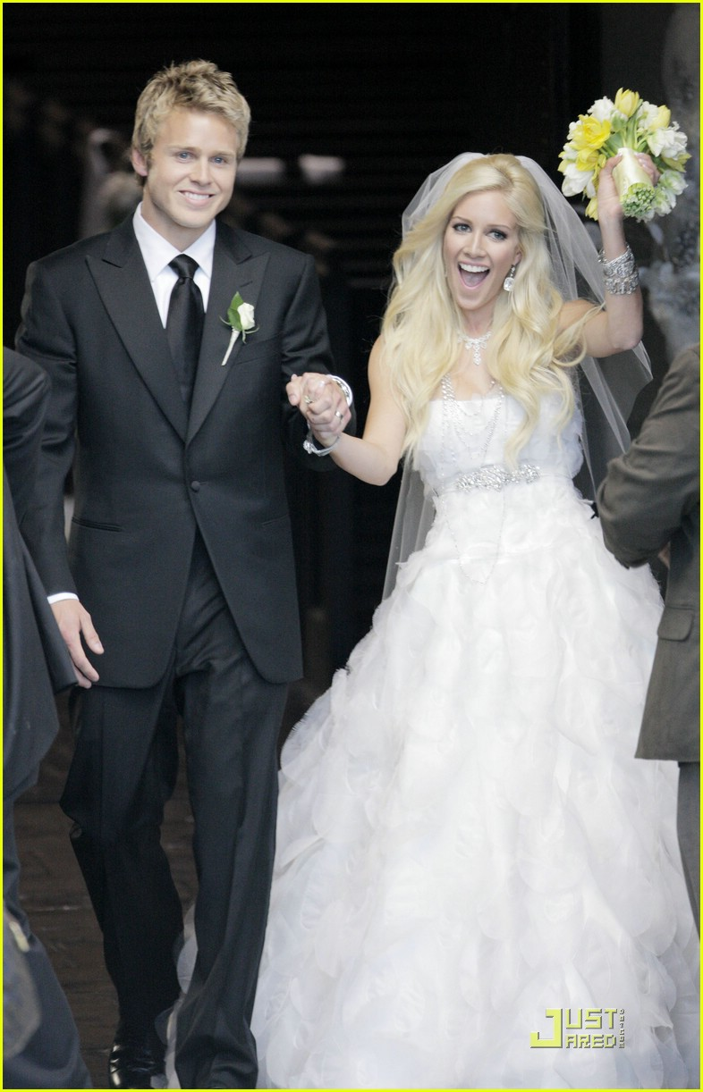 heidi montag wedding dresses photo - 1