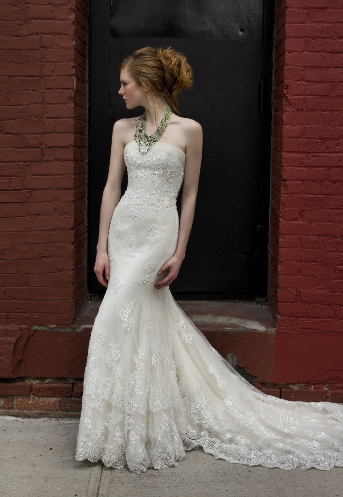 henry roth wedding dresses photo - 1