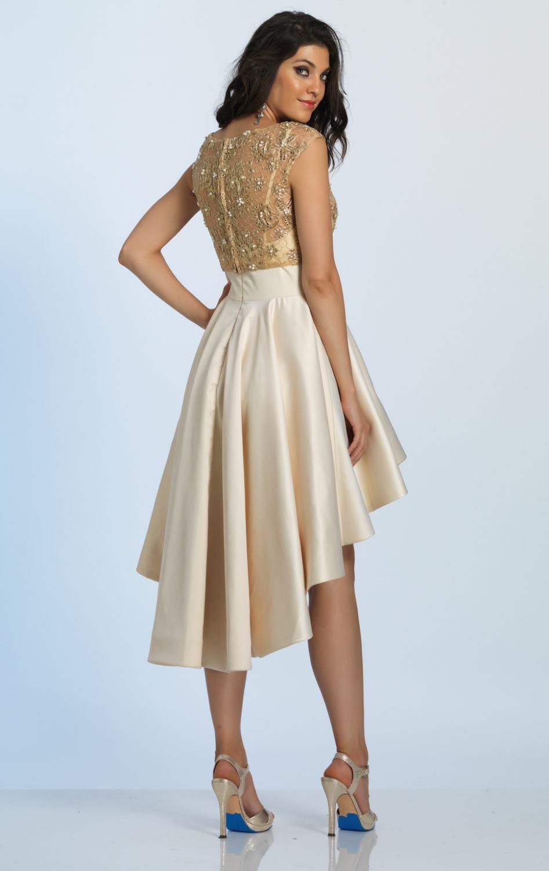 hi lo wedding dresses photo - 1