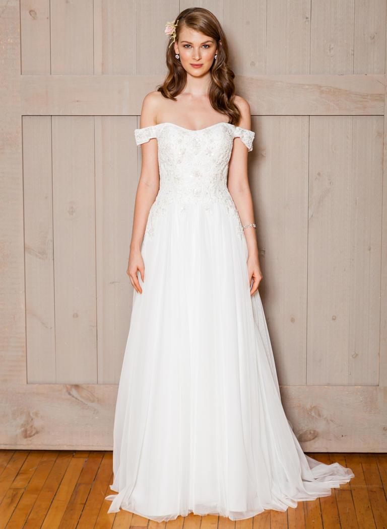 high end wedding dresses photo - 1