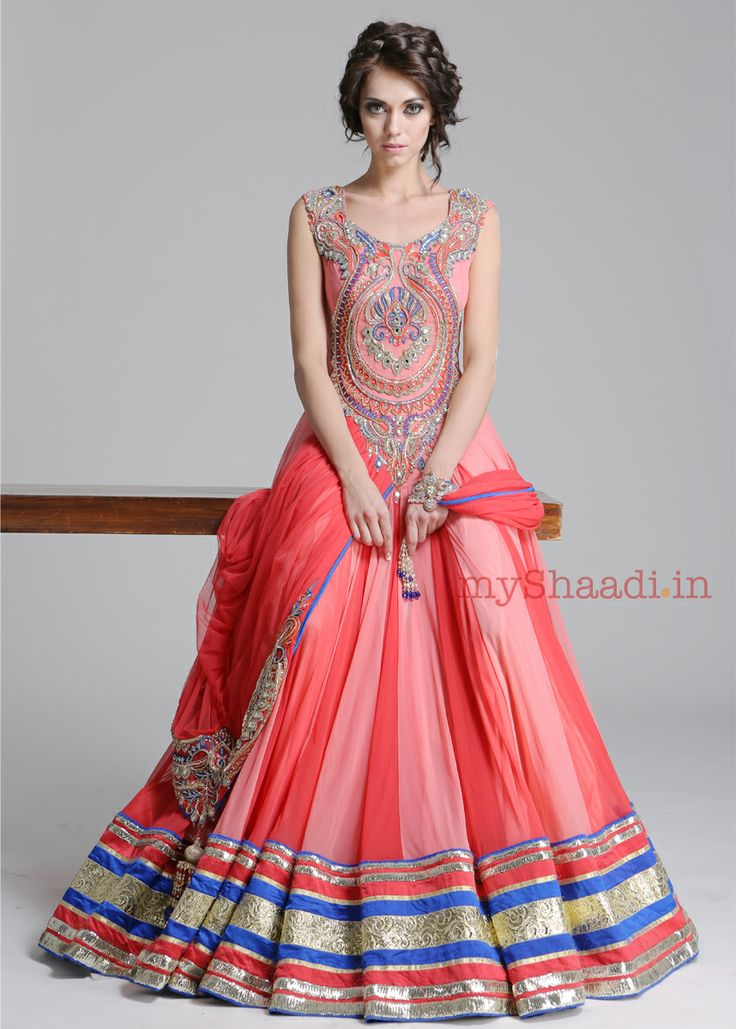 hindi wedding dresses photo - 1