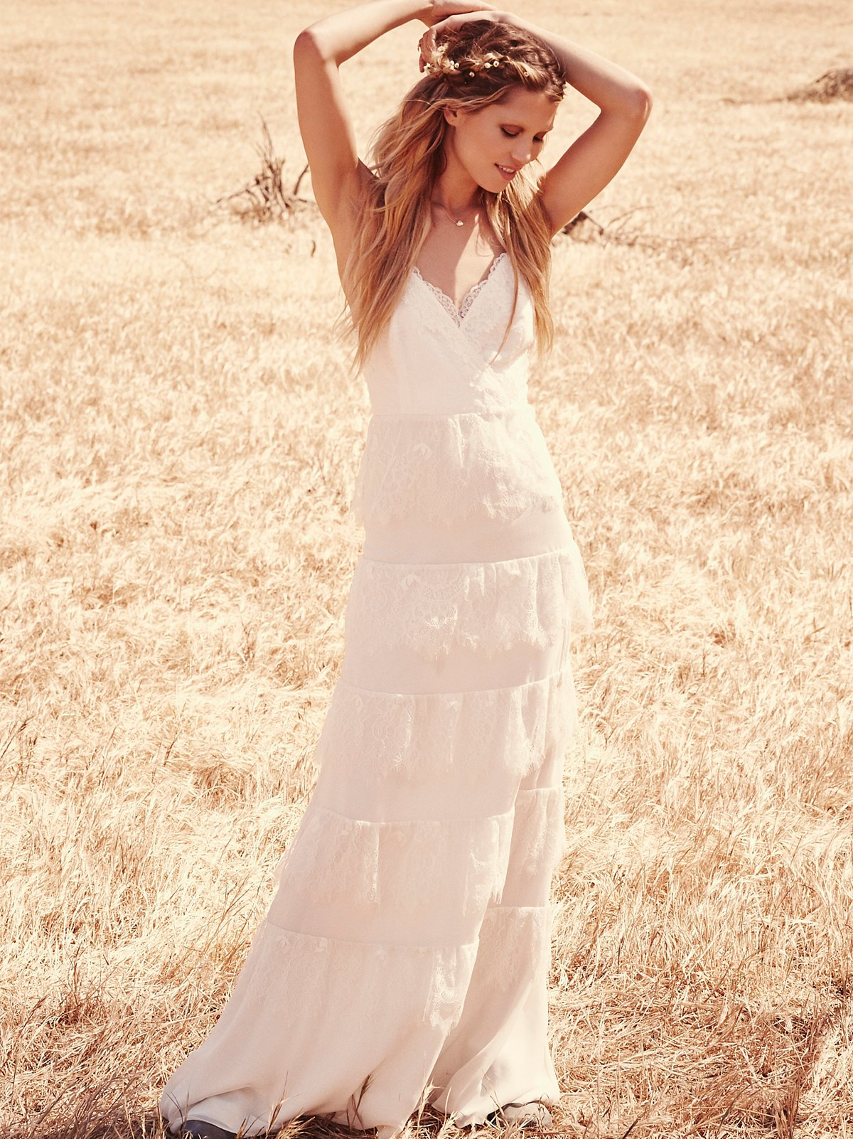 hippie dresses for wedding guests photo - 1