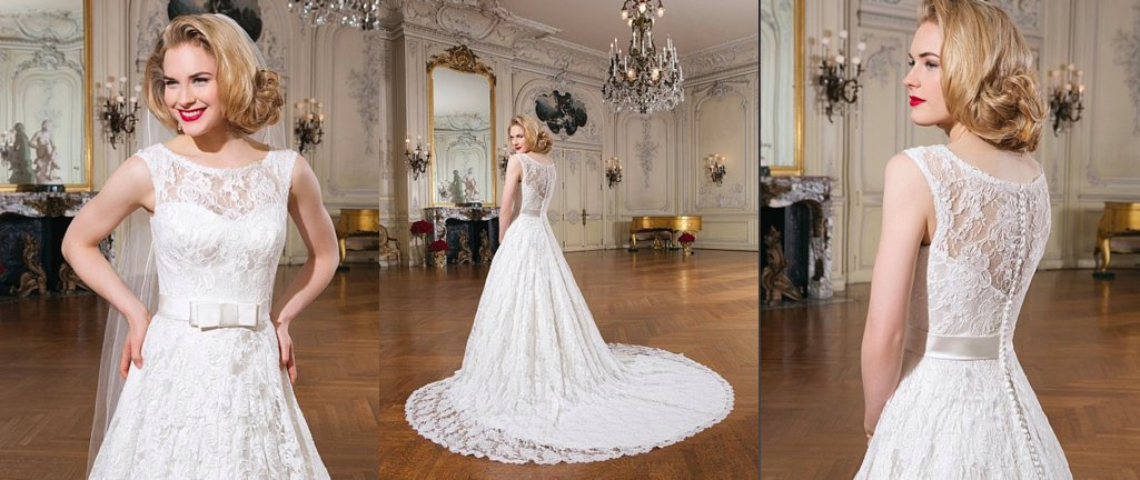 how much are justin alexander wedding dresses photo - 1