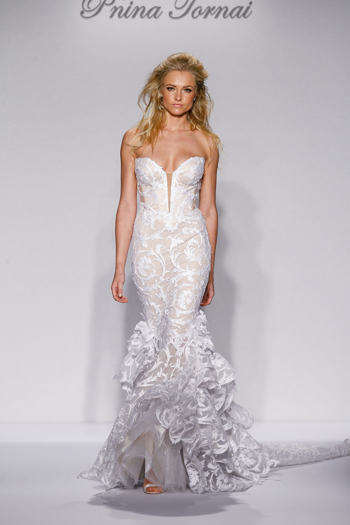 how much are pnina tornai wedding dresses photo - 1