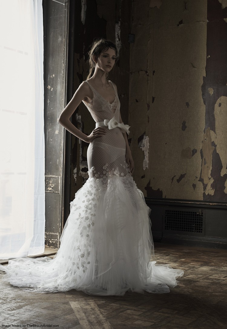 how much are vera wang wedding dresses photo - 1