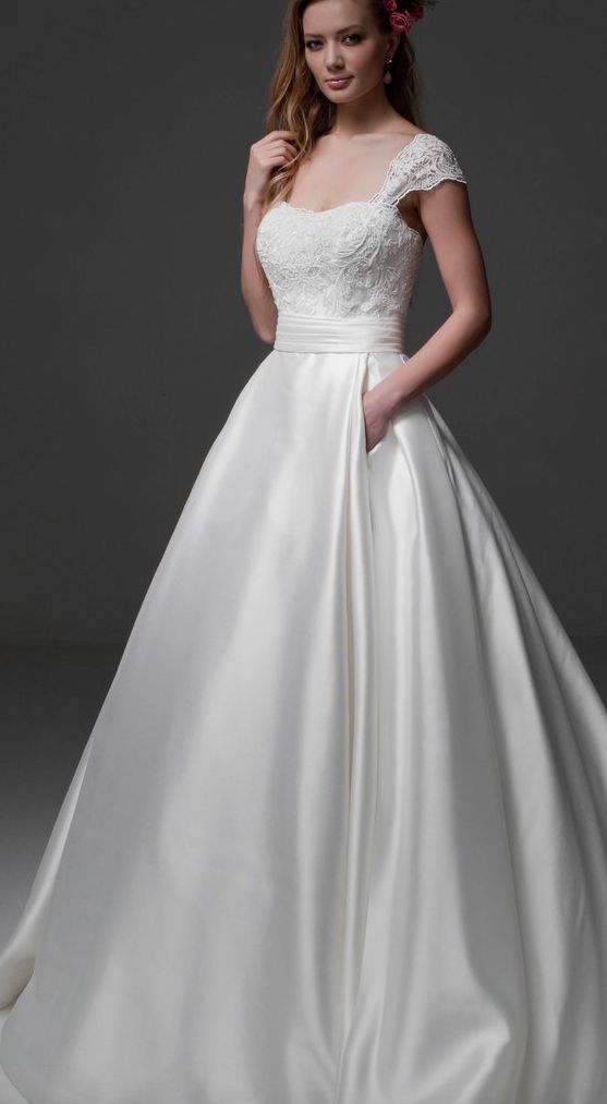 how much are wedding dresses photo - 1