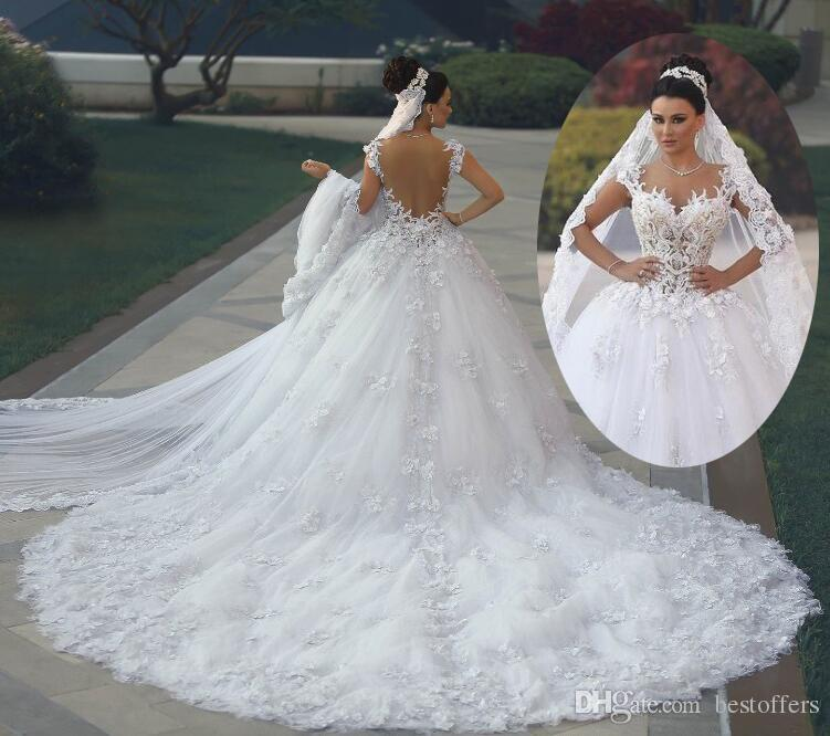 how much do wedding dresses cost photo - 1