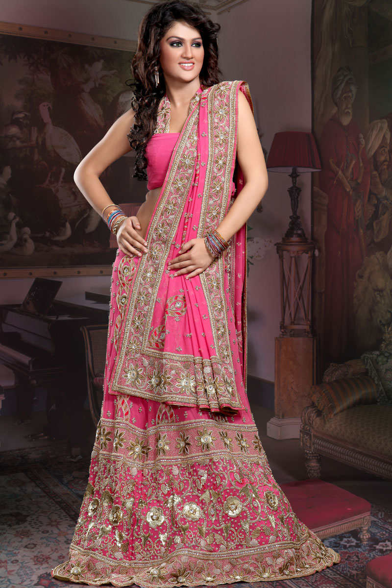 indian dresses for wedding photo - 1