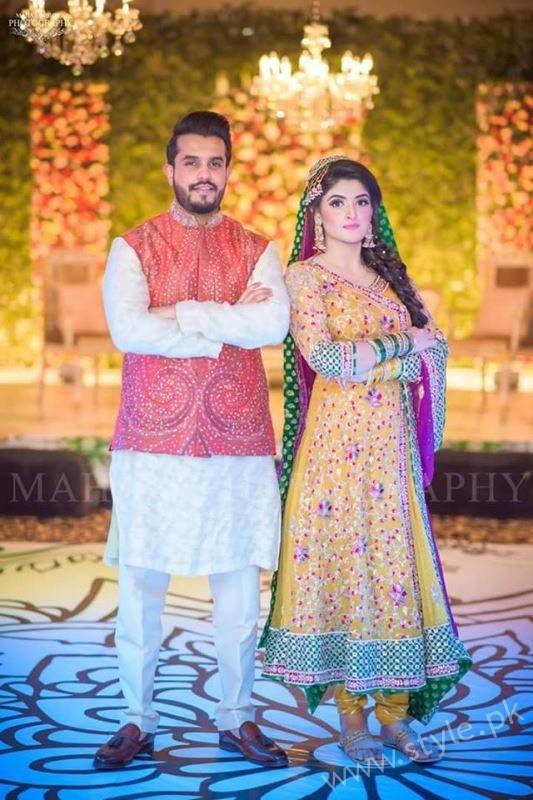 indian pakistani wedding dresses photo - 1
