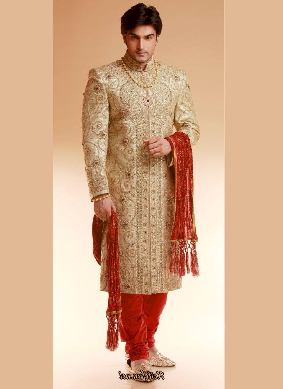 indian wedding dresses for groom photo - 1