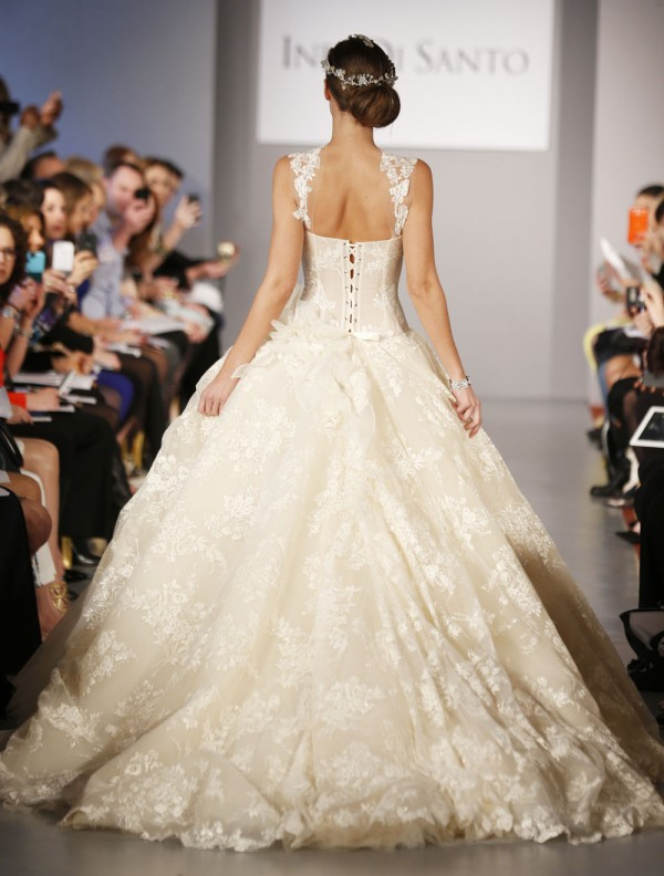 ines disanto wedding dresses photo - 1