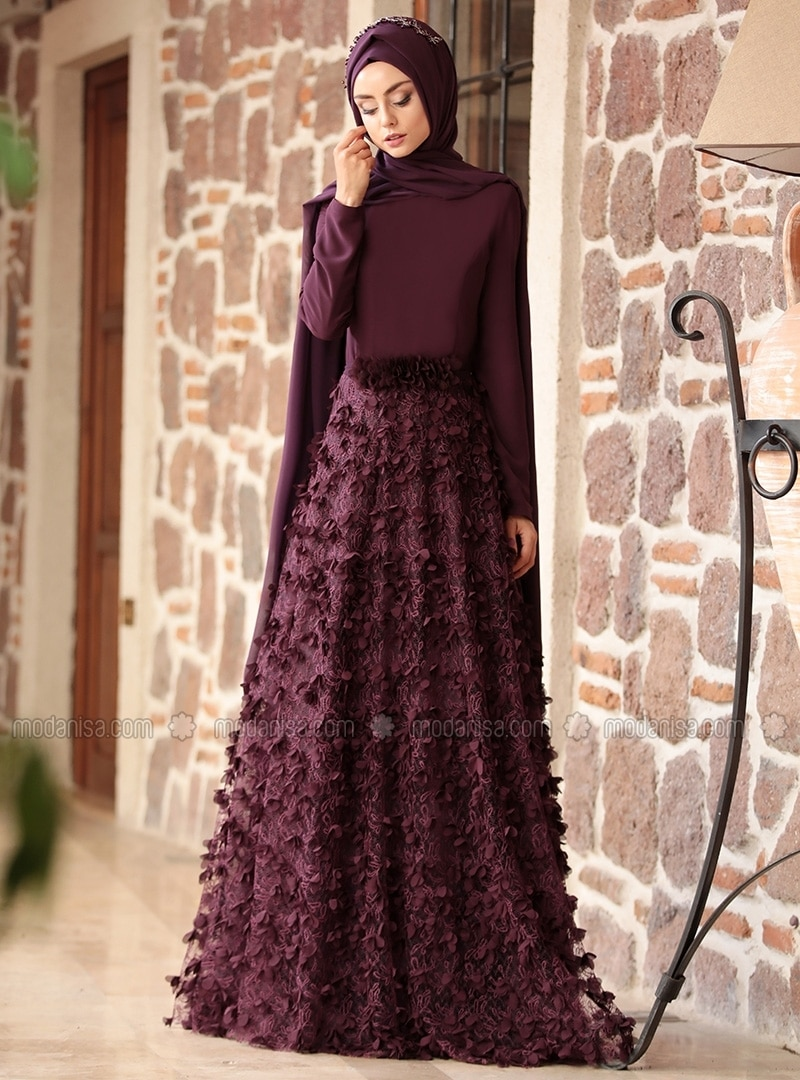 islamic evening dresses photo - 1