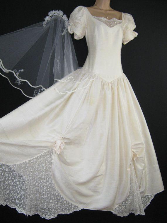 ivory wedding dresses photo - 1