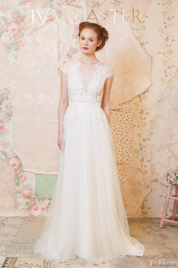 ivy and aster wedding dresses photo - 1