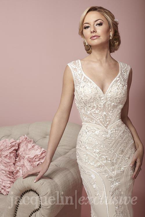 jacqueline exclusive wedding dresses photo - 1