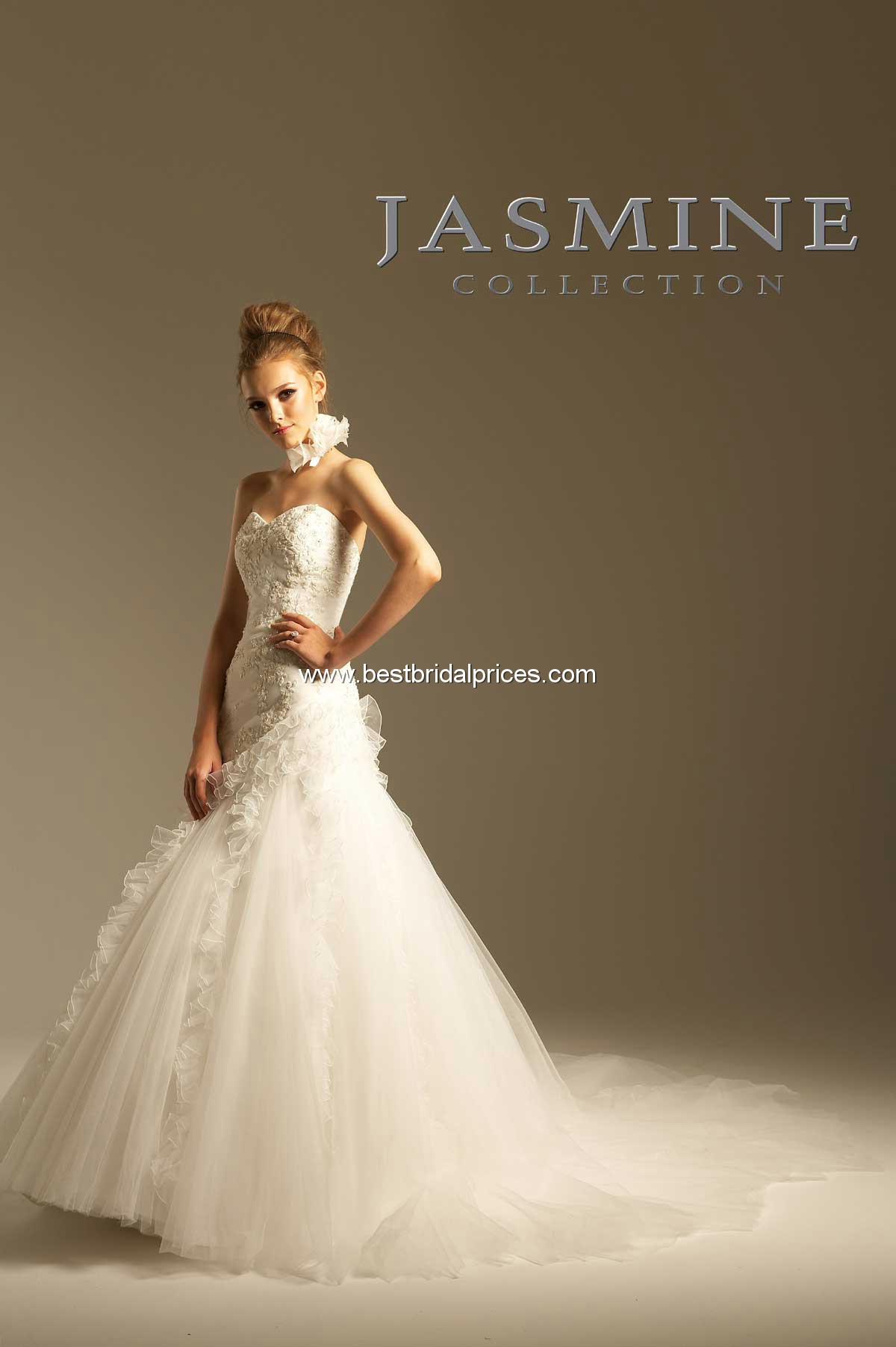 jasmine collection wedding dresses photo - 1