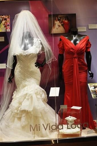 jenni rivera wedding dresses photo - 1