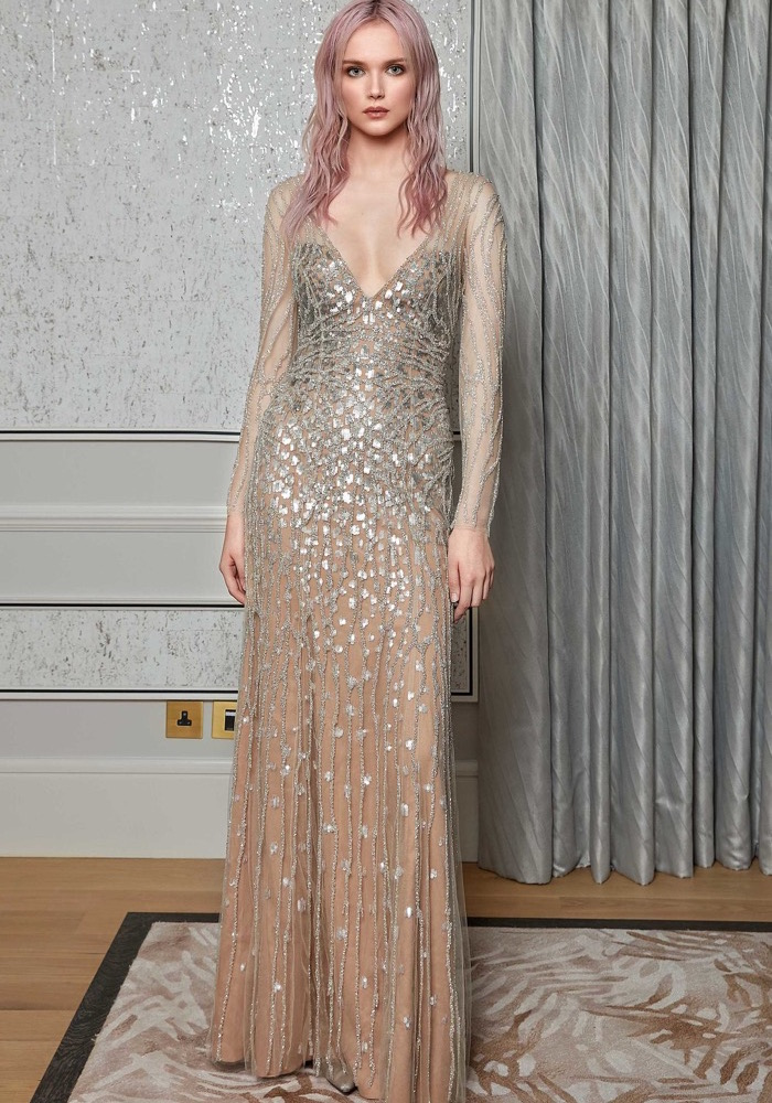 jenny packham evening dresses photo - 1