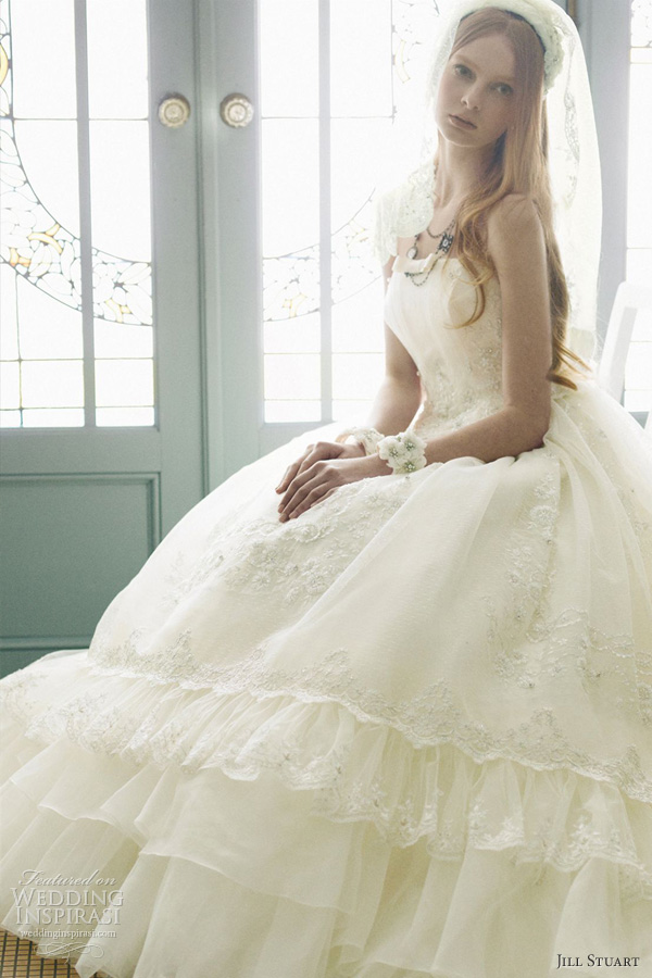 jill stuart wedding dresses photo - 1
