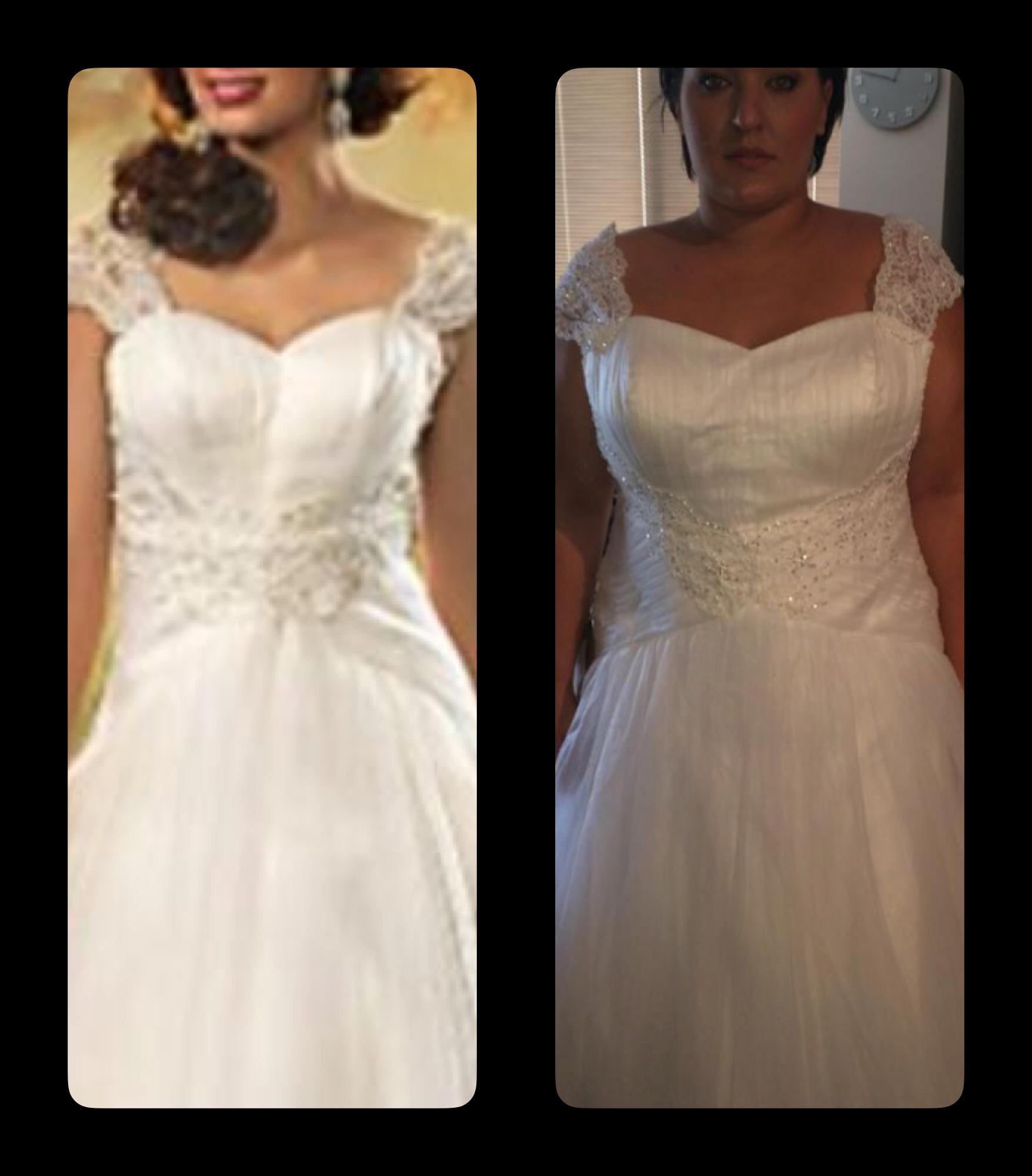 jj wedding dresses reviews photo - 1