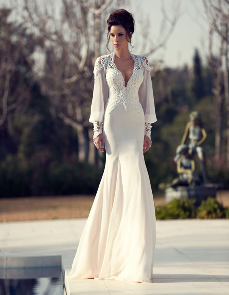 julie vino wedding dresses photo - 1