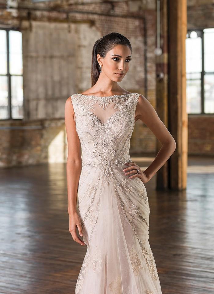justin alexander wedding dresses photo - 1