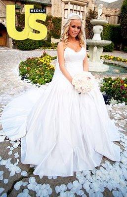kendra wilkinson wedding dresses photo - 1