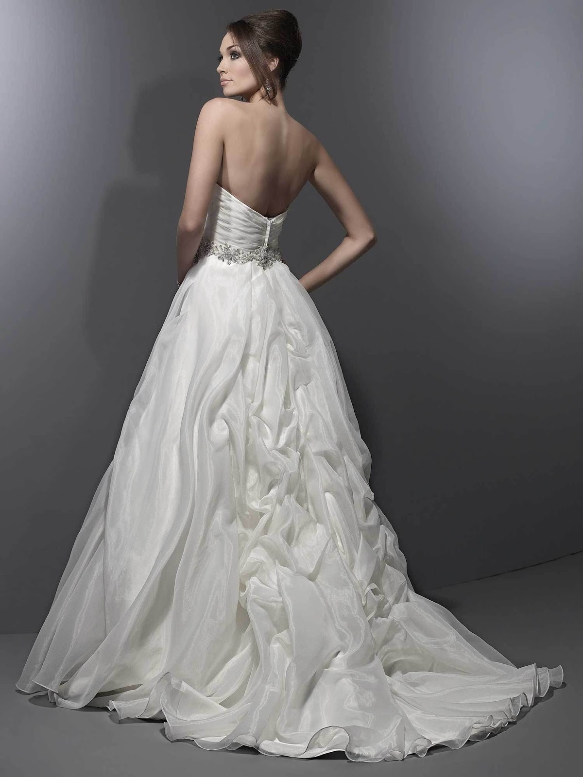 kenneth winston wedding dresses photo - 1