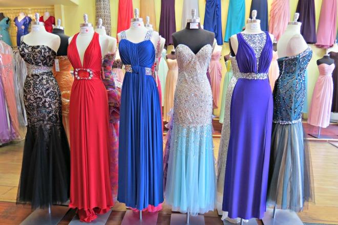 la fashion district wedding dresses photo - 1