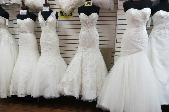 la garment district wedding dresses photo - 1