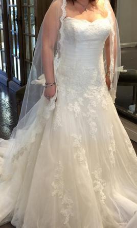 la spoza wedding dresses photo - 1