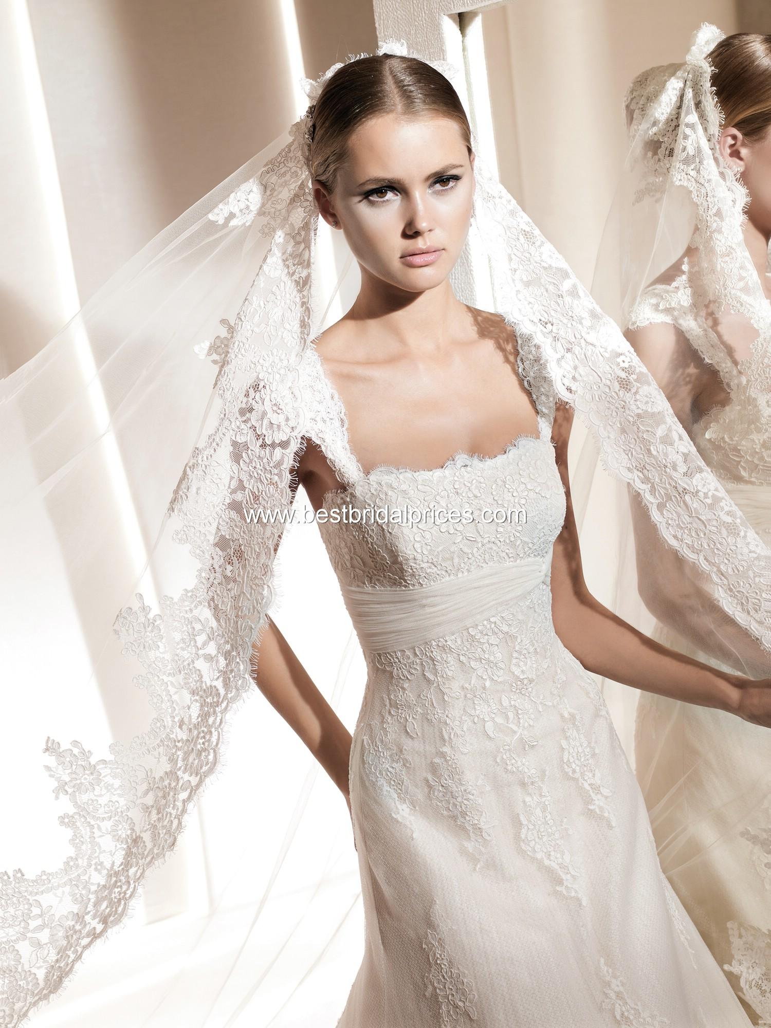 la wedding dresses photo - 1