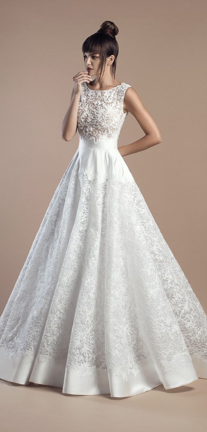 lace dresses to wear to a wedding photo - 1