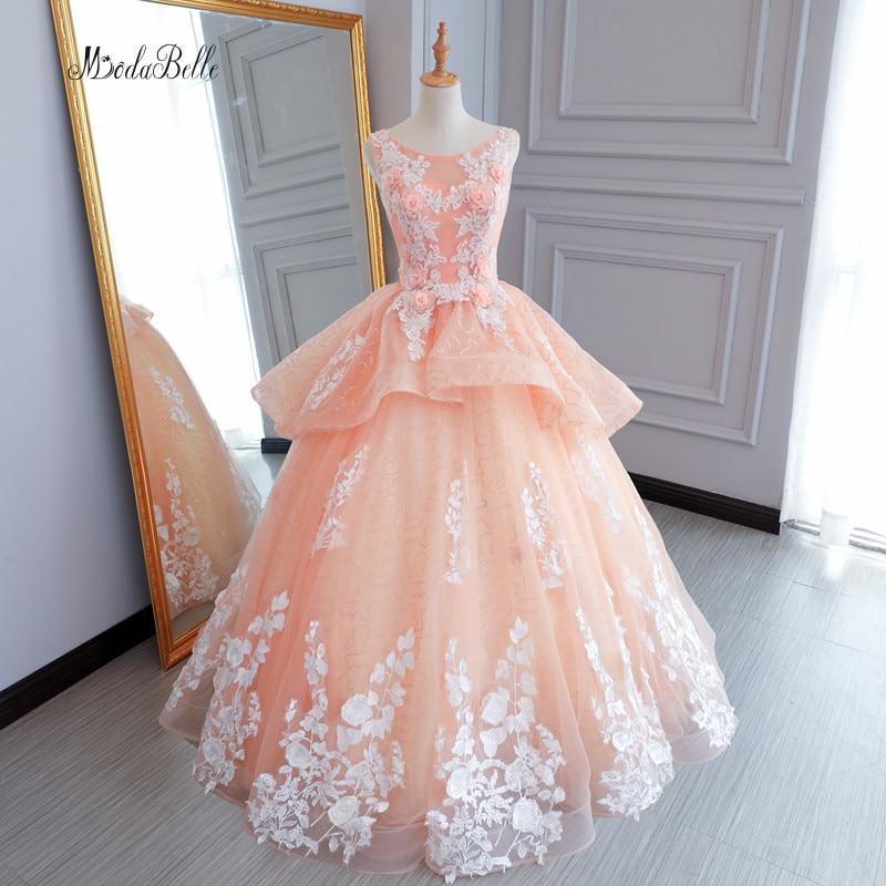 lace puffy wedding dresses photo - 1