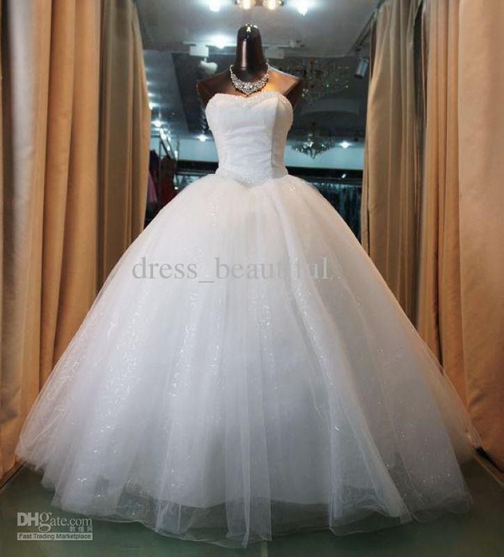 lace sweetheart neckline wedding dresses photo - 1