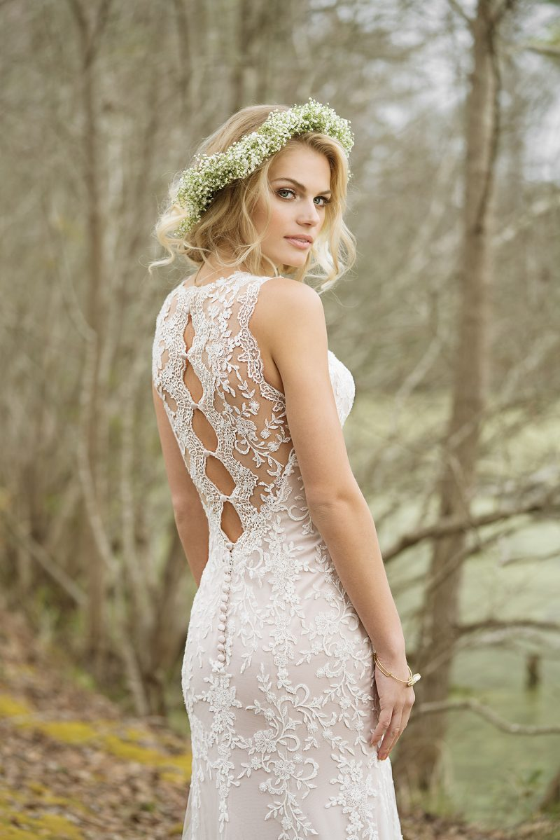 lace toppers for wedding dresses photo - 1