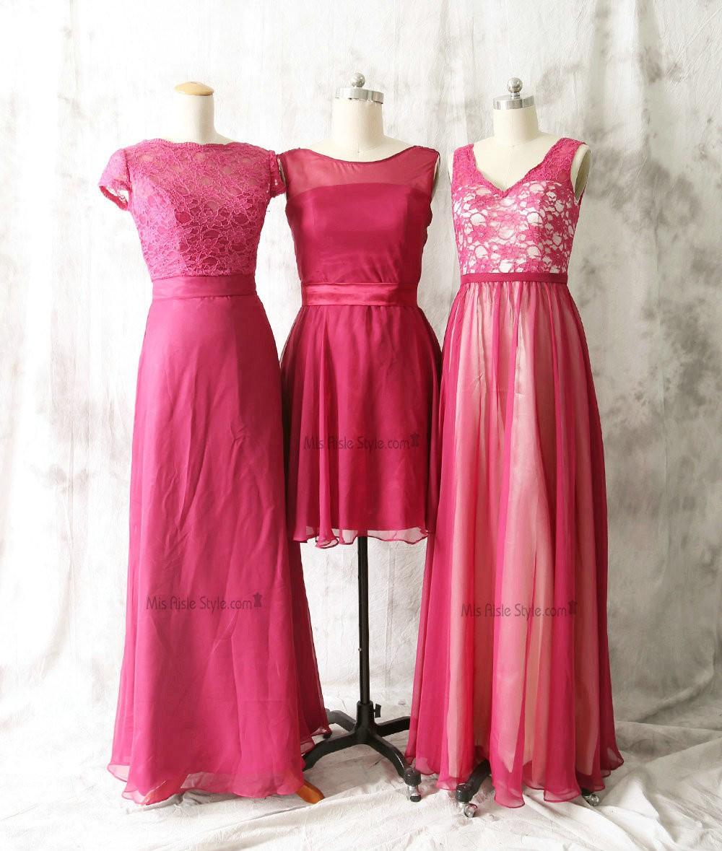 lace two piece wedding dresses photo - 1