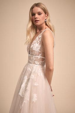 lace vintage wedding dresses photo - 1
