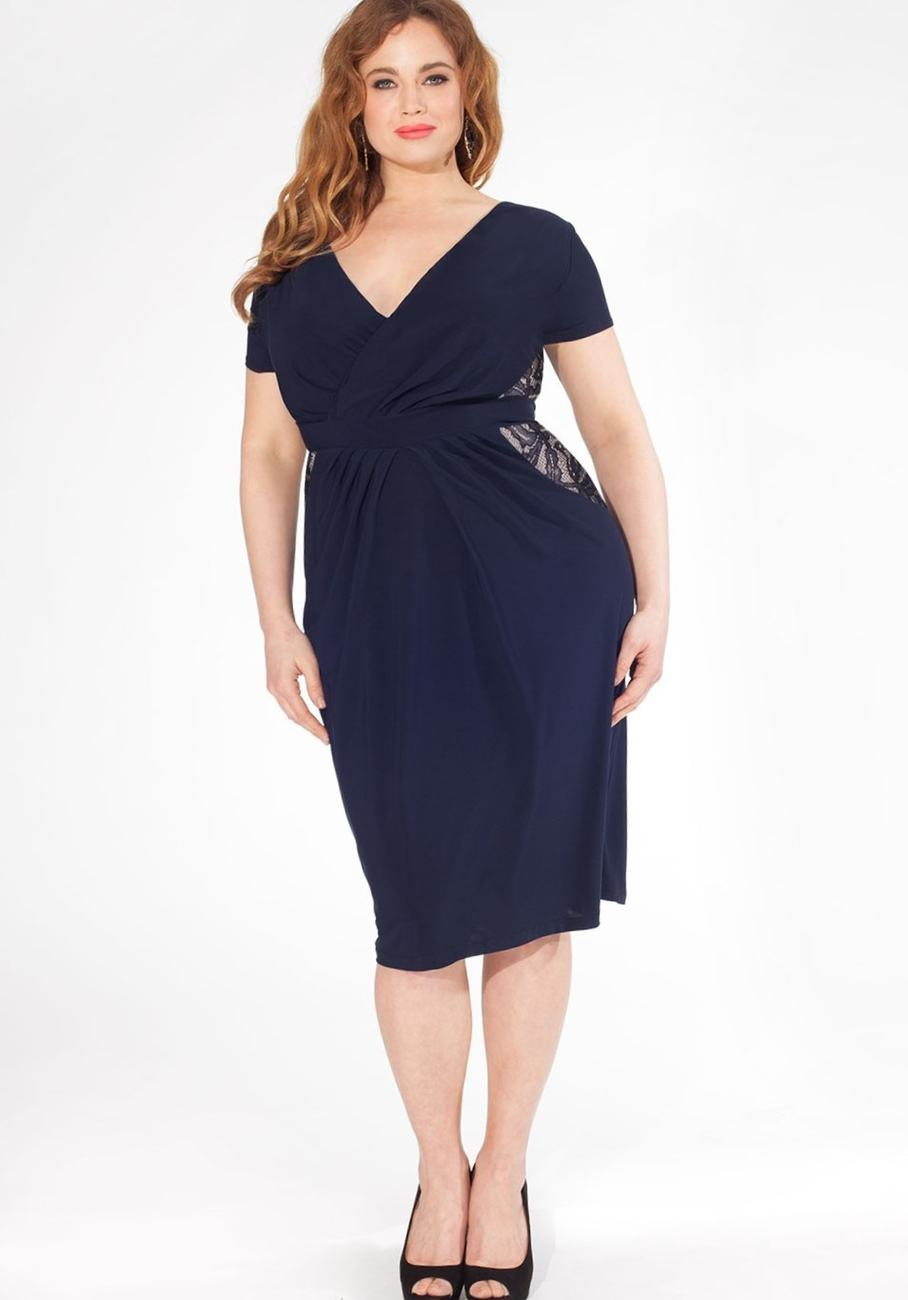 large size dresses to wear to a wedding photo - 1