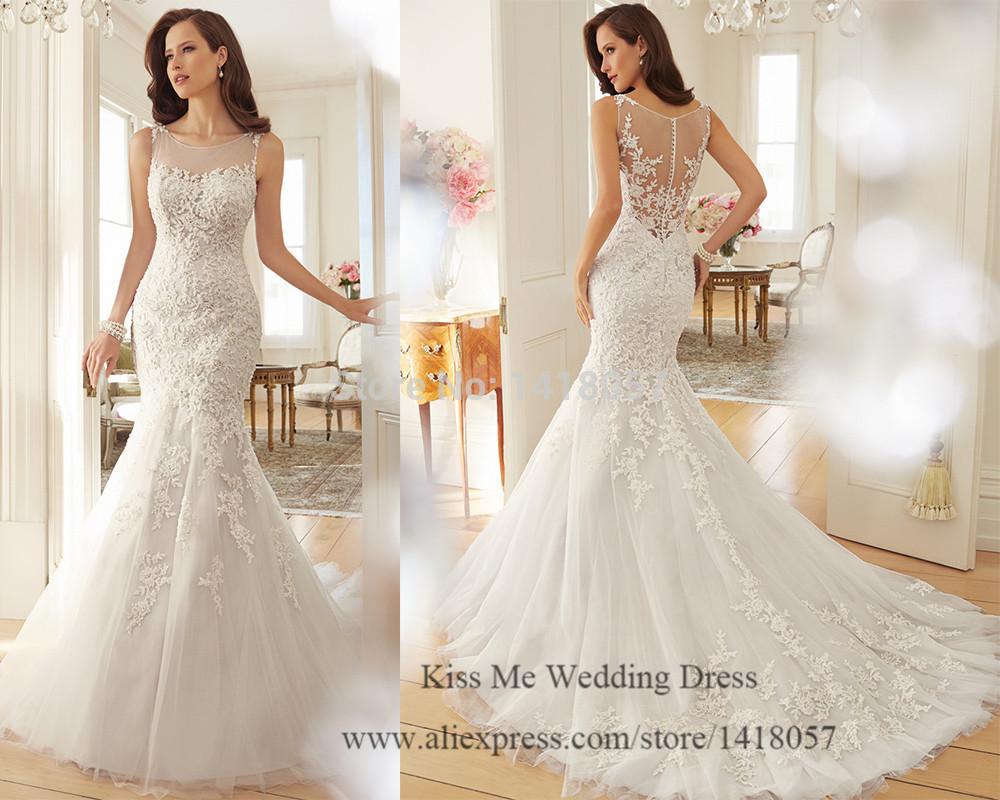 latest wedding dresses photo - 1
