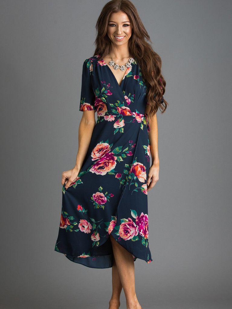lavender dresses for wedding guests photo - 1