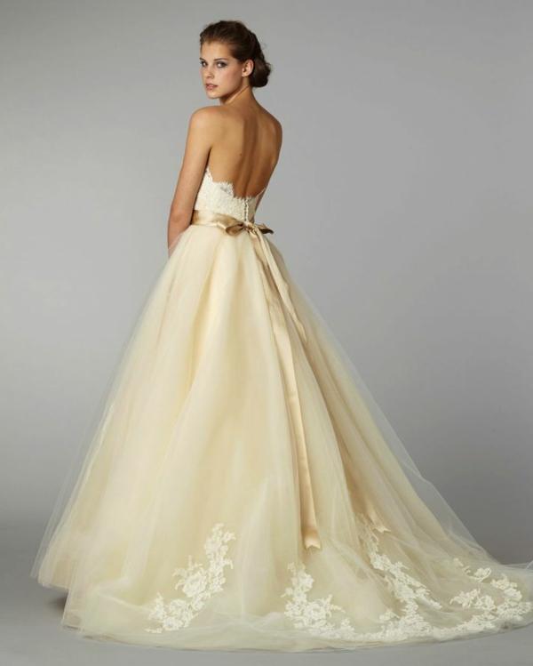 lazaro wedding dresses photo - 1